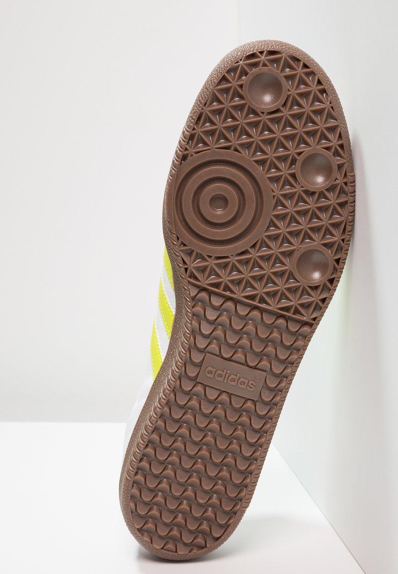 Granit clear White semi SambaBaskets Originals Basses Solor Yellow Footwear Adidas xrCBeWQod