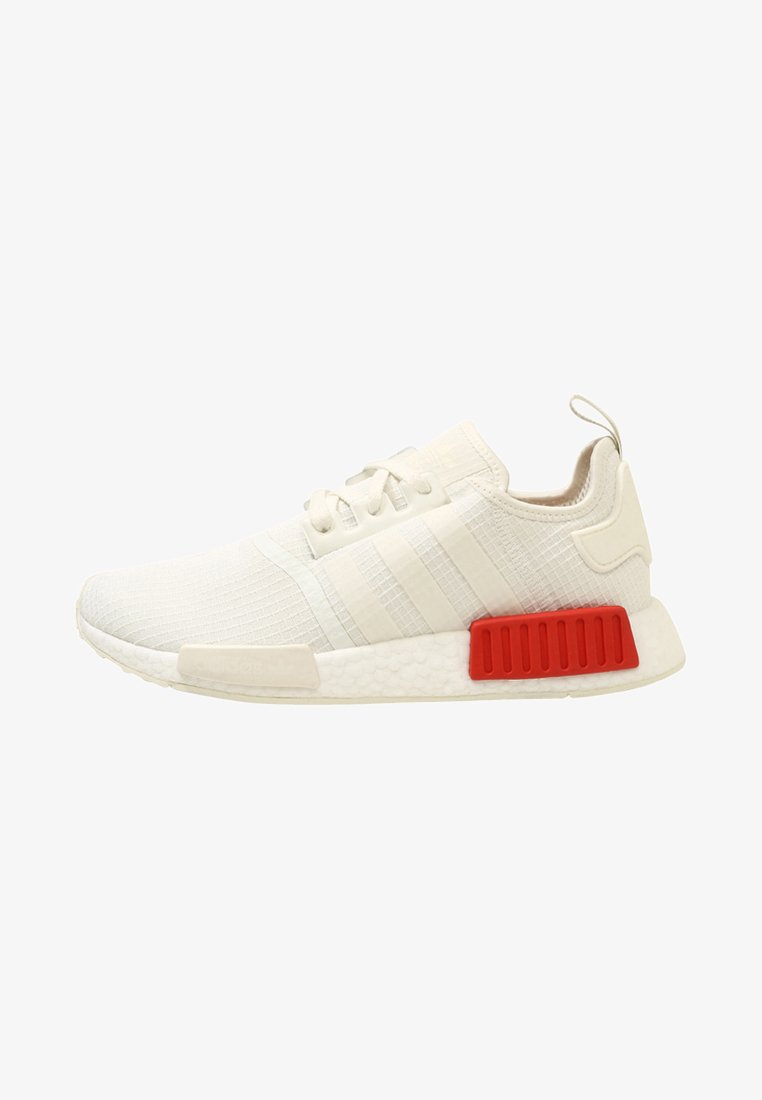 adidas Originals - NMD_R1 - Sneaker low - offwhite/red