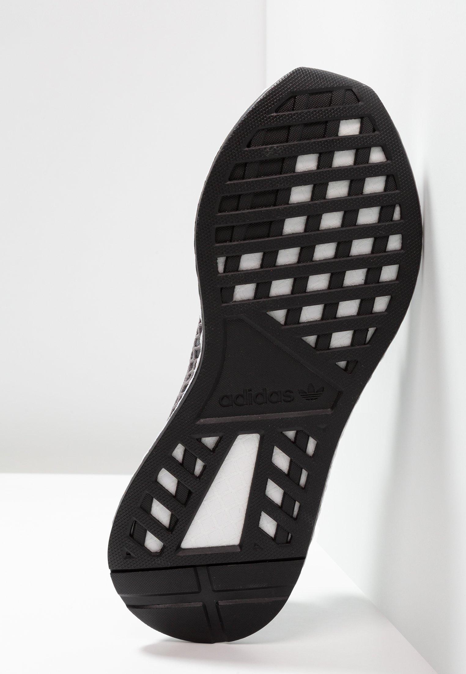 adidas Originals DEERUPT RUNNER - Baskets basses grey