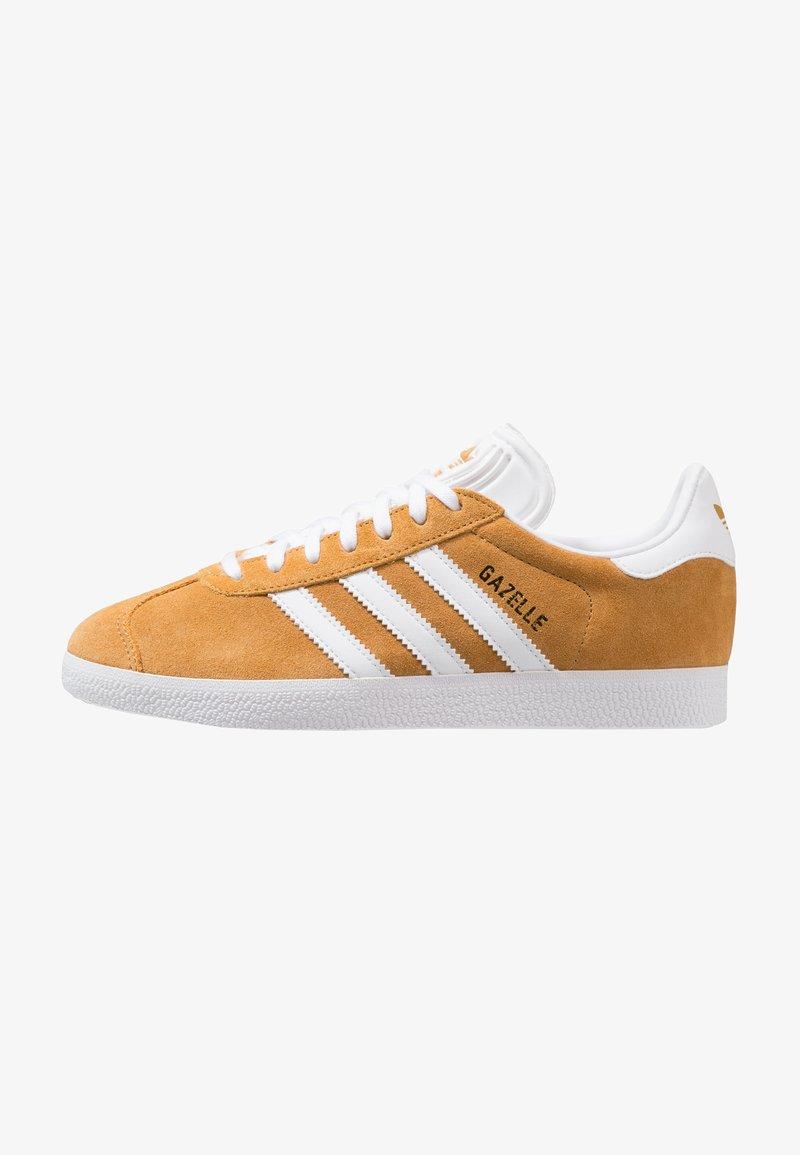 adidas Originals - GAZELLE - Sneakers laag - mesa/footwear white
