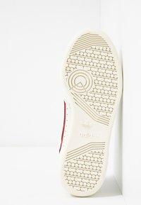 adidas Originals - CONTINENTAL 80 - Matalavartiset tennarit - white tint/offwhite/scarlet - 5