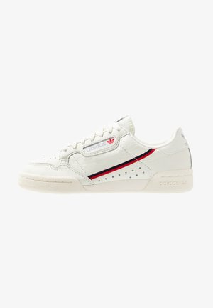CONTINENTAL 80 - Tenisky - white tint/offwhite/scarlet