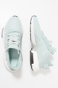 adidas Originals - Trainers - vapour green/ grey one - 1