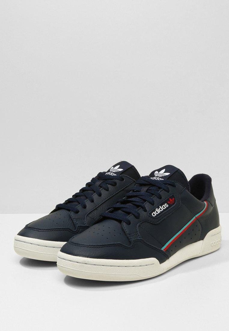 Continental Originals Adidas Basses hiraqu Colligiate Navy 80Baskets scarle yON8nwvm0P