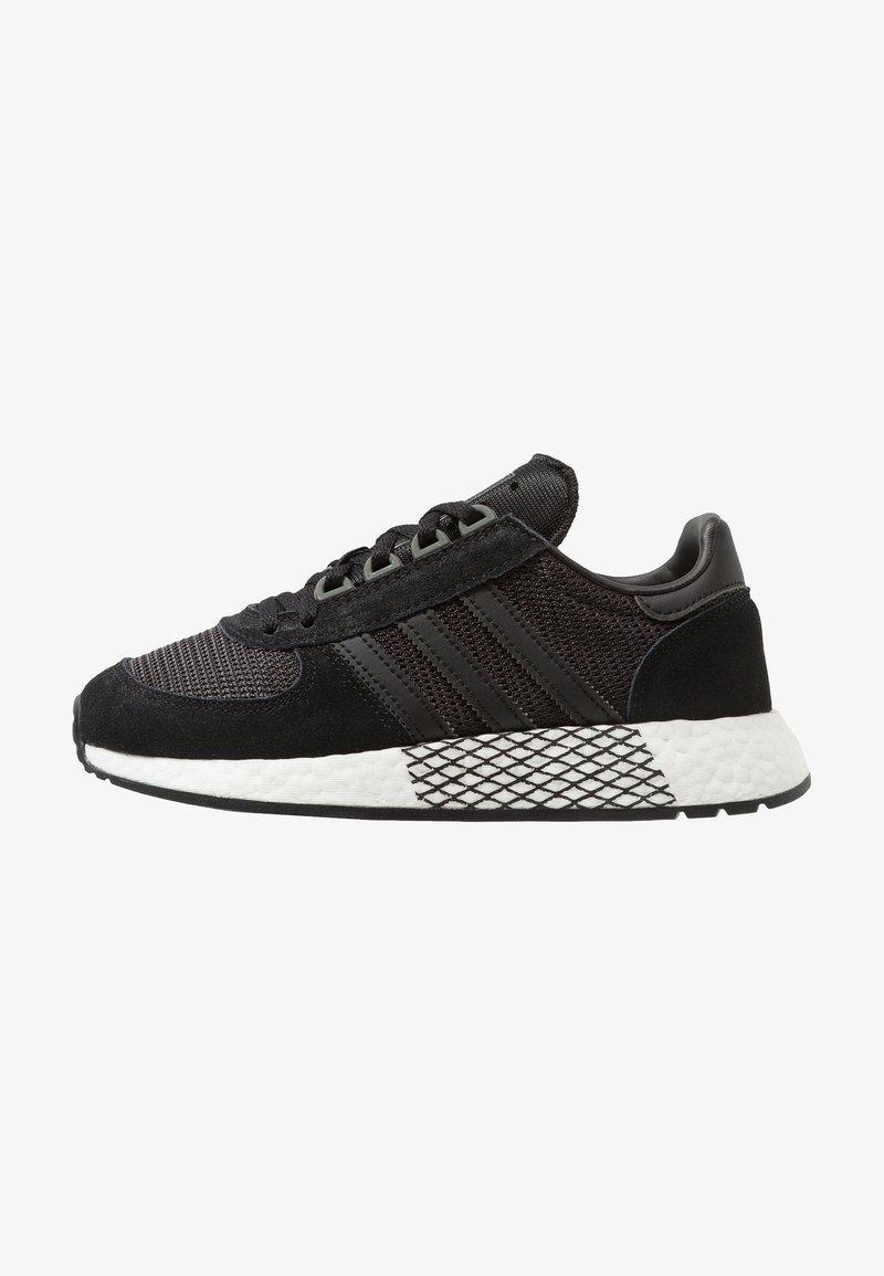 adidas Originals - MARATHONX5923 - Sneakers laag - core black/black/solar red