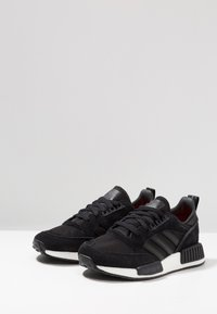 adidas Originals - BOSTONSUPERXR1 - Trainers - corwe black/black/solar red - 2