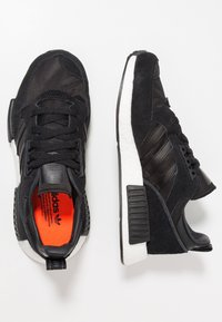 adidas Originals - BOSTONSUPERXR1 - Trainers - corwe black/black/solar red - 1