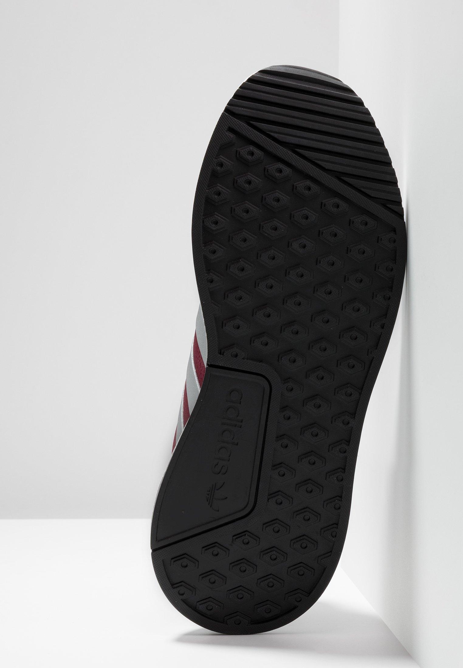 adidas Originals X_PLR - Baskets basses collegiate burgundy/silver metallic/collegiate green