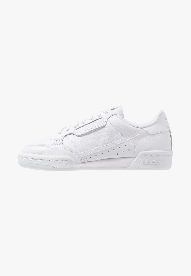 adidas Originals - CONTINENTAL 80 - Baskets basses - footwear white/grey one