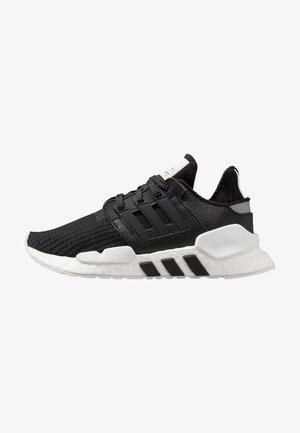 EQT SUPPORT 91/18 - Sneakersy niskie - core black/footwear white
