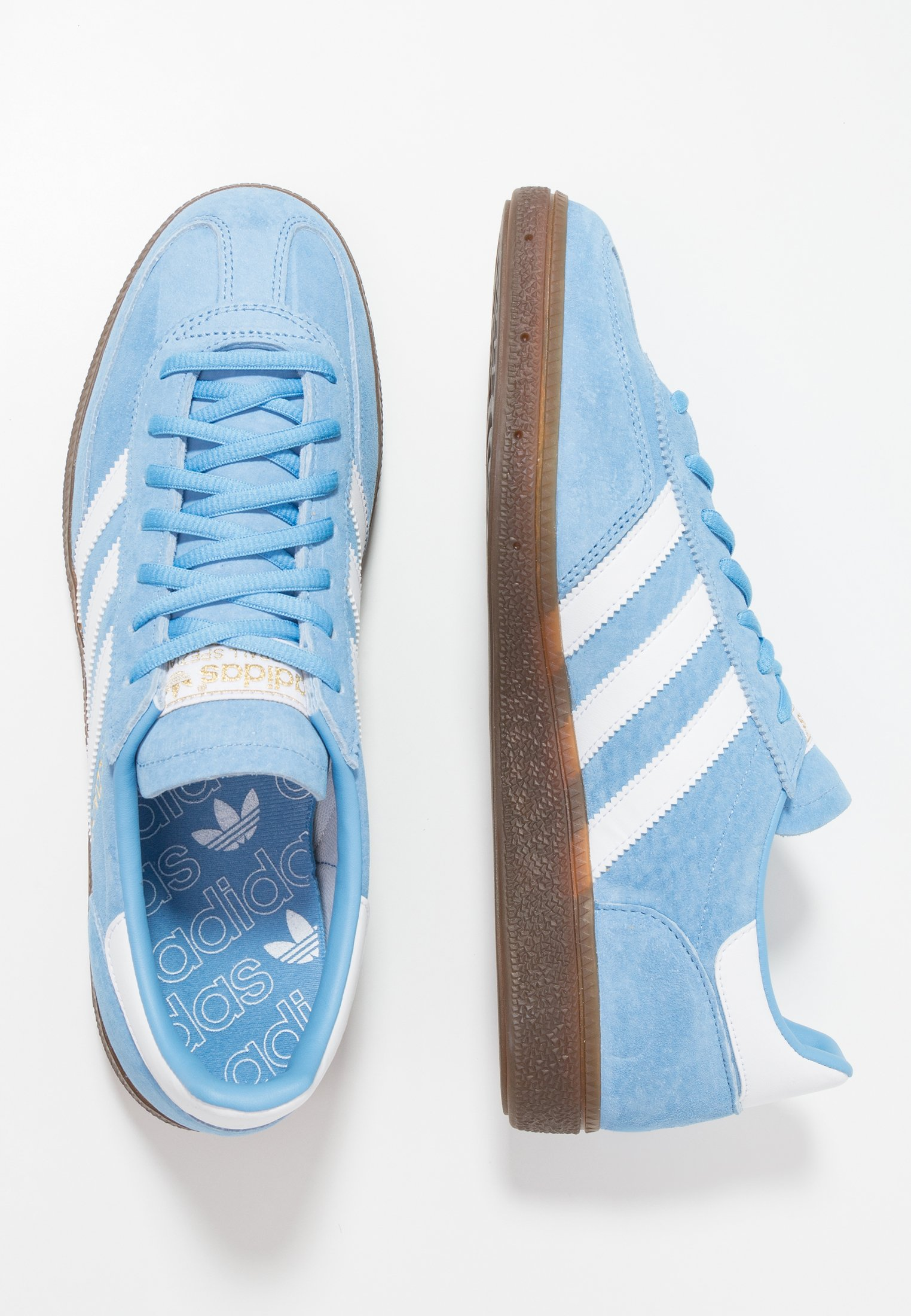 adidas Originals HANDBALL SPEZIAL Baskets basses ltblue