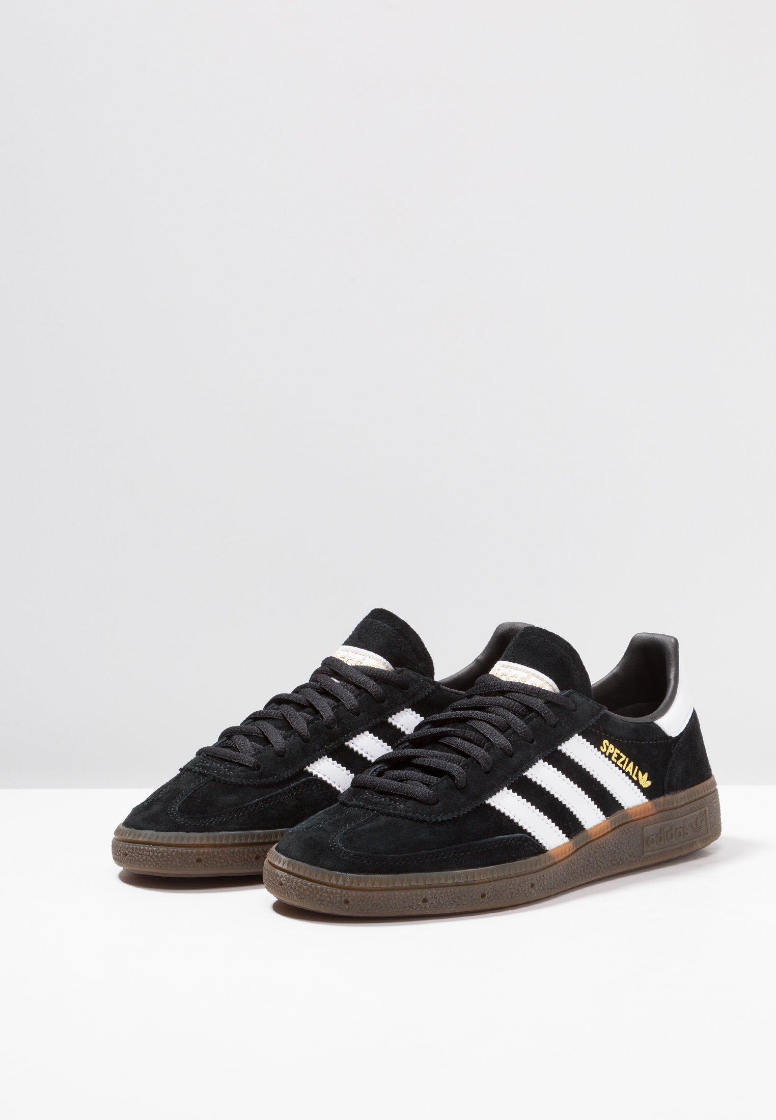 Adidas Originals Handball Spezial - Zapatillas Cblack/ftwwht/gum5