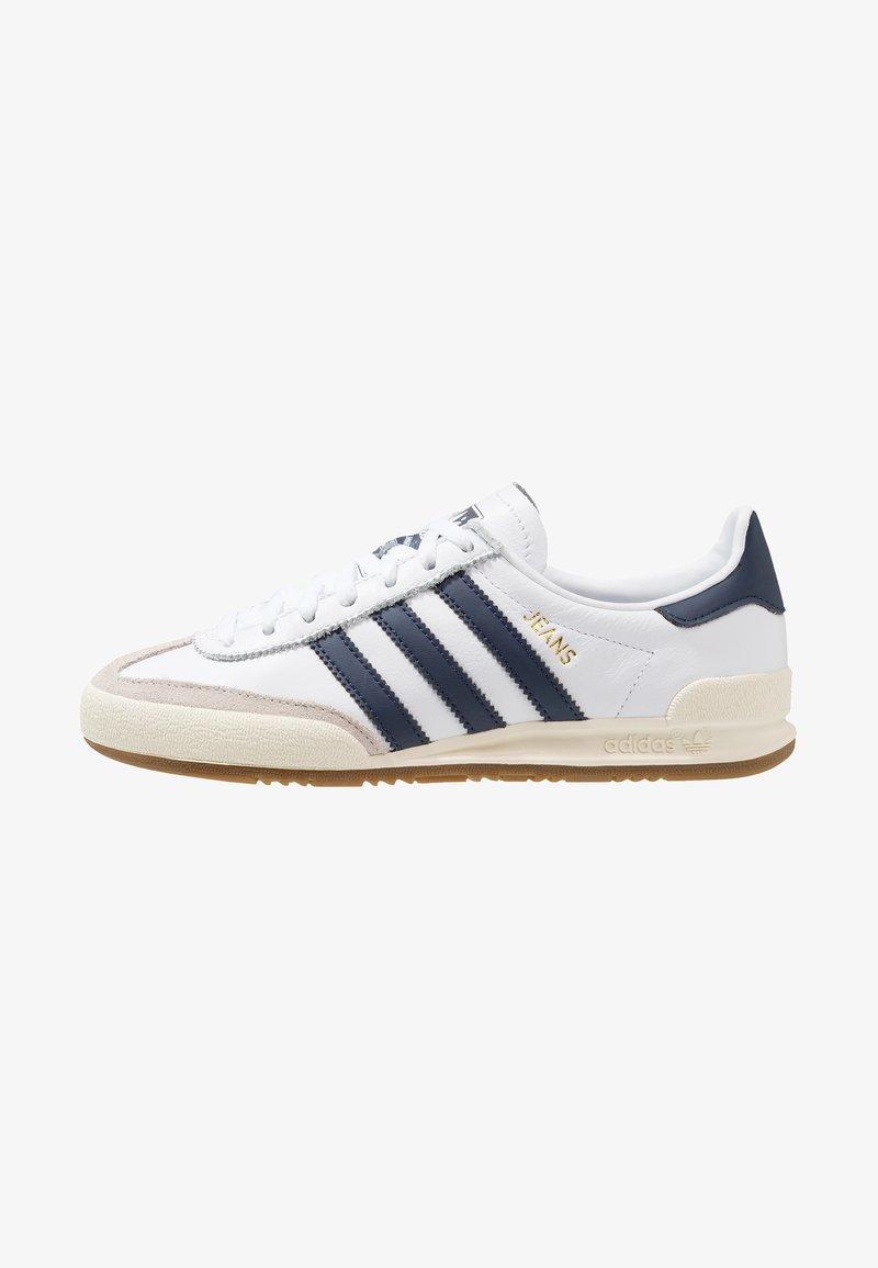 adidas Originals - JEANS - Baskets basses - footwear white/collegiate navy/clear brown