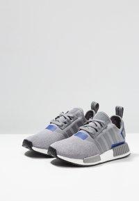 adidas Originals - NMD_R1 - Sneaker low - grey three/active blue - 2