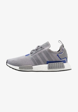 NMD_R1 - Sneakers laag - grey three/active blue