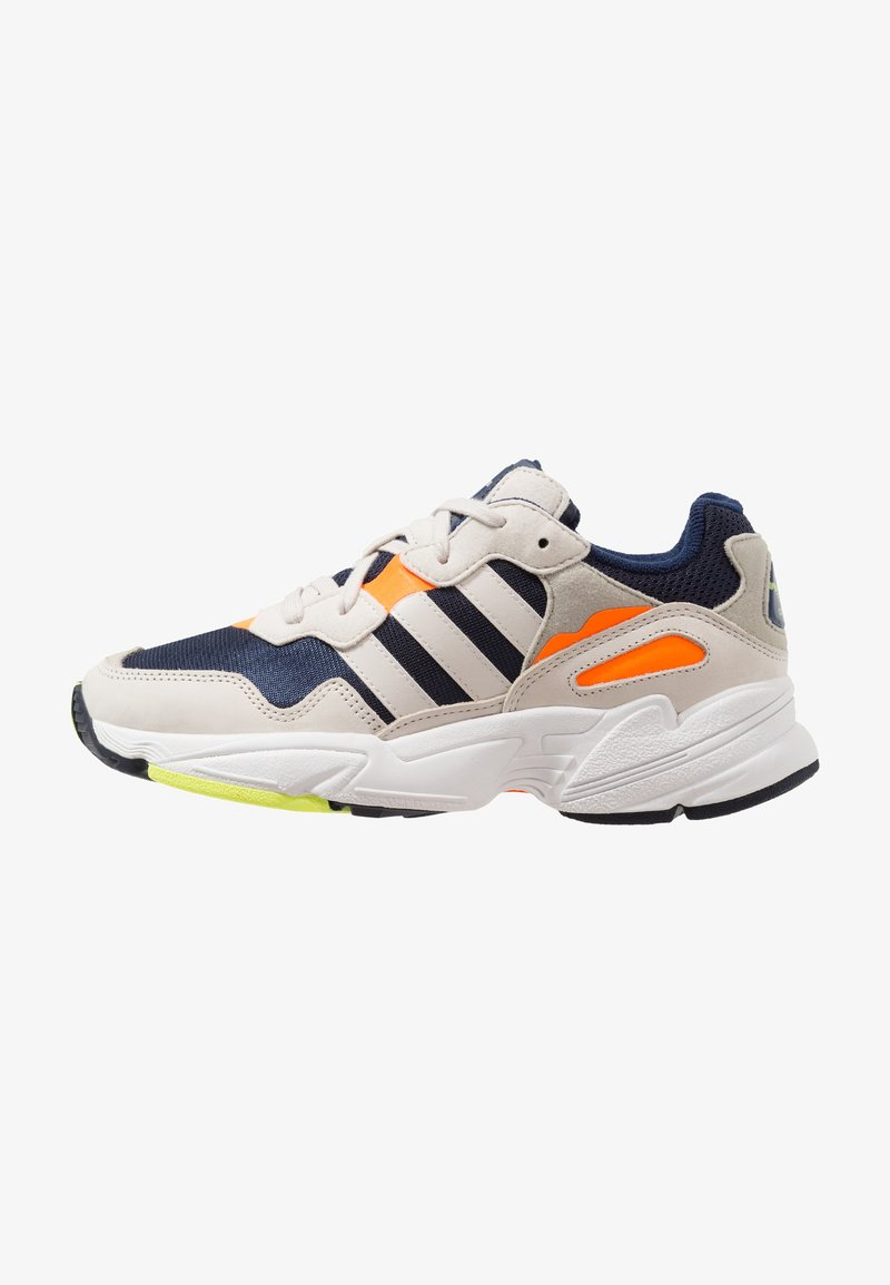 adidas Originals - YUNG-96 - Trainers - collegiate navy/raw white