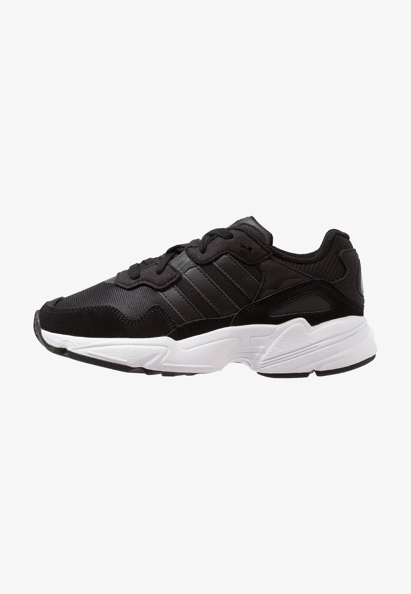 adidas Originals - YUNG-96 - Matalavartiset tennarit - core black/crystal white