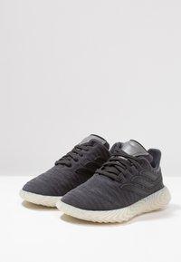 adidas Originals - SOBAKOV - Trainers - carbon/core black/fottwear white - 2