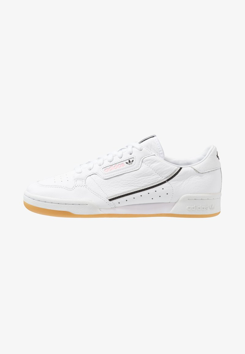 adidas Originals - CONTINENTAL 80 - Baskets basses - footwear white/grey one/core black