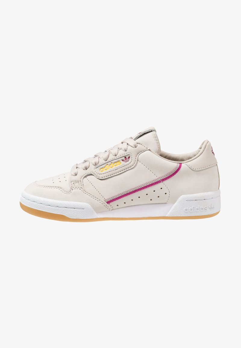adidas Originals - CONTINENTAL 80 - Trainers - clear brown/light brown