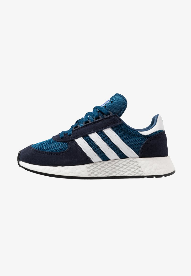 adidas Originals - MARATHON TECH - Sneakers laag - legend ink/footwear white/legend marine