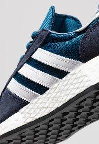 adidas Originals - MARATHON TECH - Trainers - legend ink/footwear white/legend marine - 5