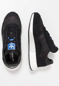 adidas Originals - MARATHON TECH - Sneaker low - core black/footwear white - 1