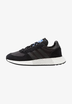 MARATHON TECH - Sneakersy niskie - core black/footwear white