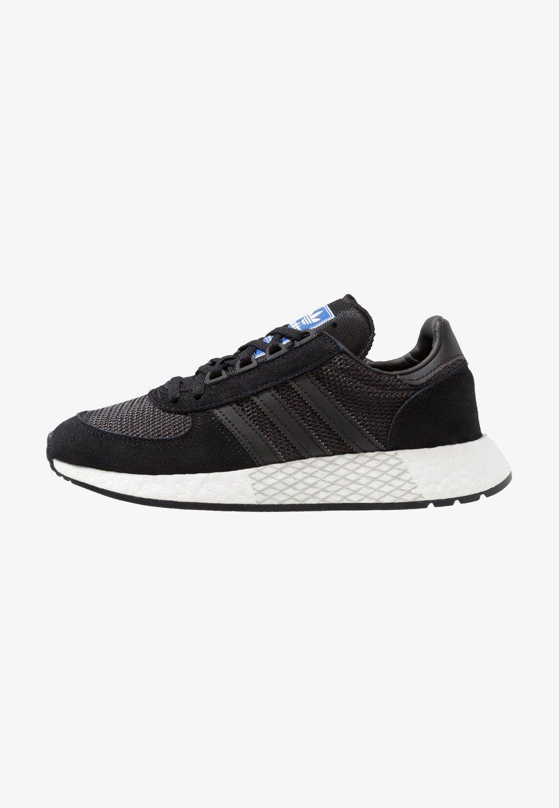 adidas Originals - MARATHON TECH - Sneakers laag - core black/footwear white