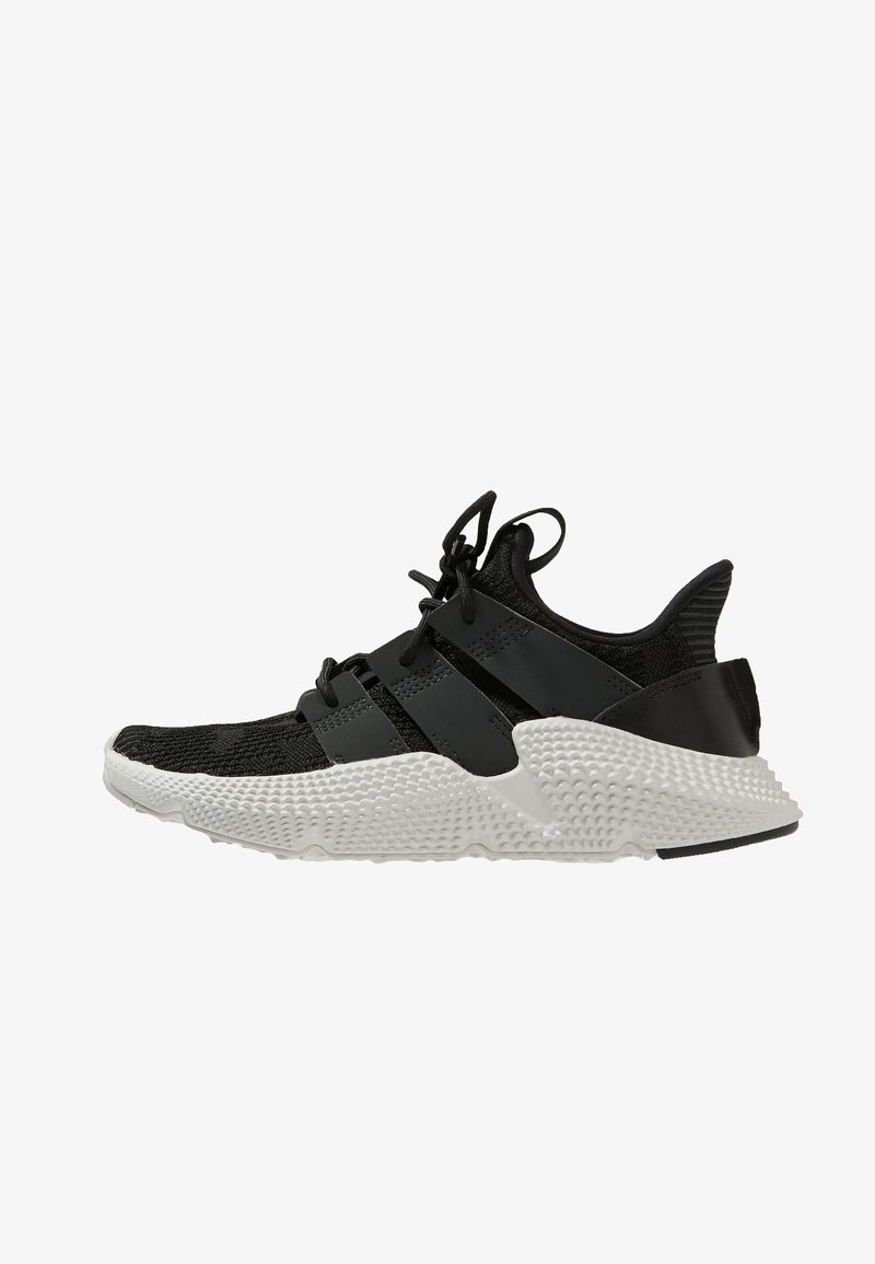adidas Originals - PROPHERE - Trainers - black/carbon/greone