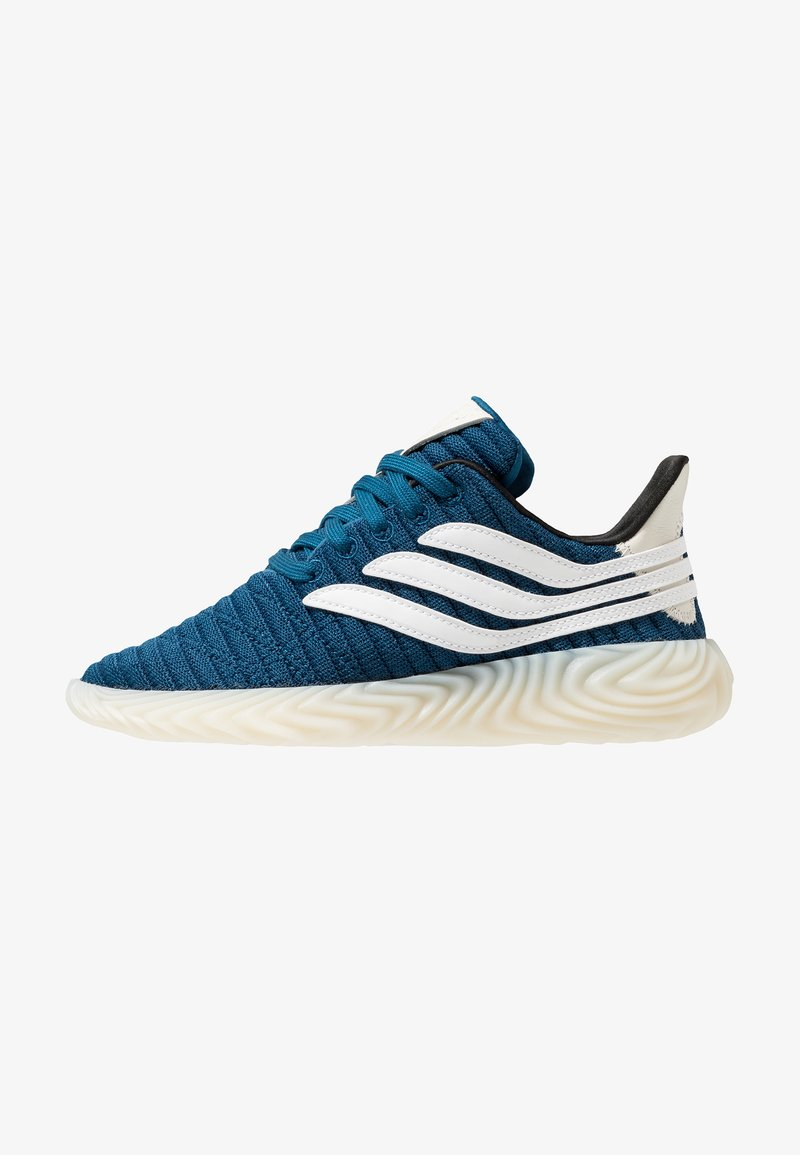 adidas Originals - SOBAKOV - Trainers - legend marine/footwear white/core black