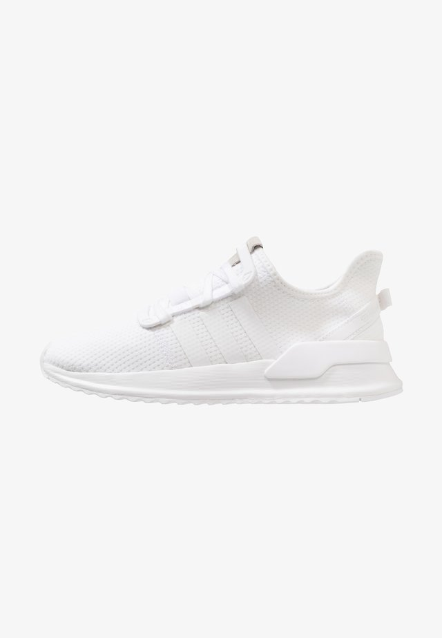 U_PATH RUN - Tenisky - footwear white/core black