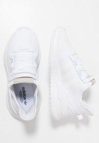 adidas Originals - U_PATH RUN - Trainers - footwear white/core black - 1