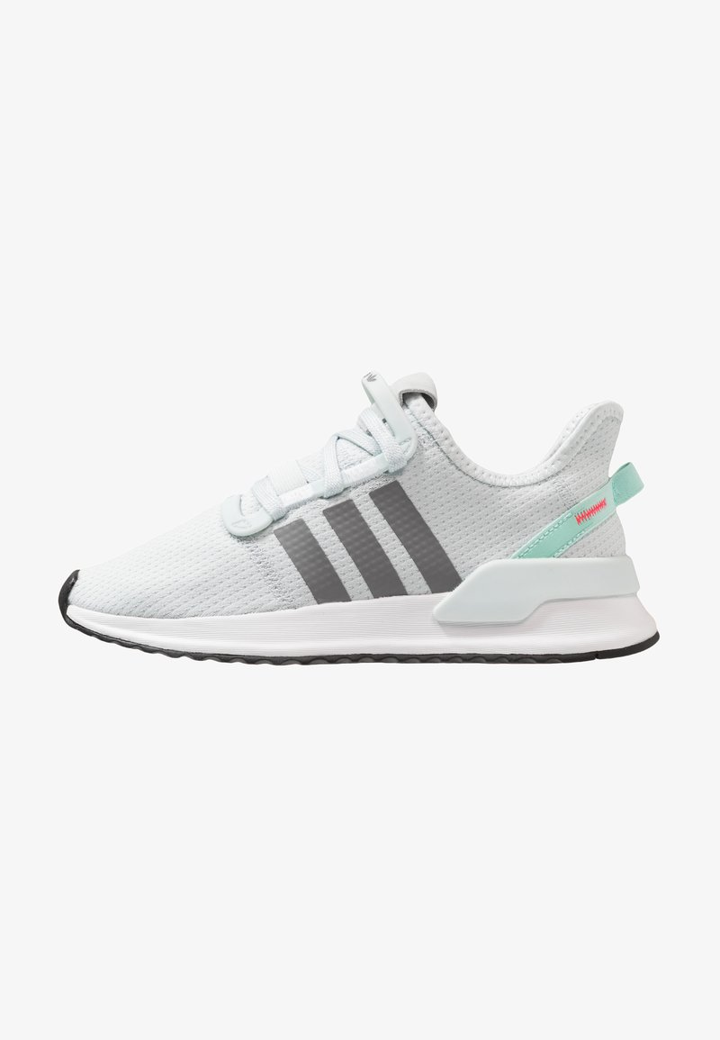 adidas Originals - U_PATH RUN - Sneaker low - blue tint/ash grey/core black