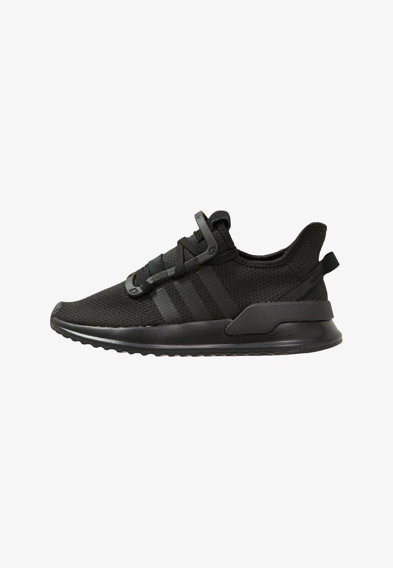 adidas Originals - U_PATH RUN - Matalavartiset tennarit - black