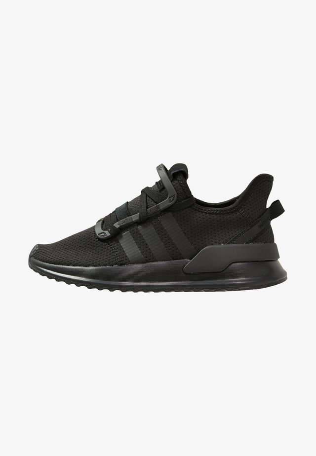 U_PATH RUN - Matalavartiset tennarit - black