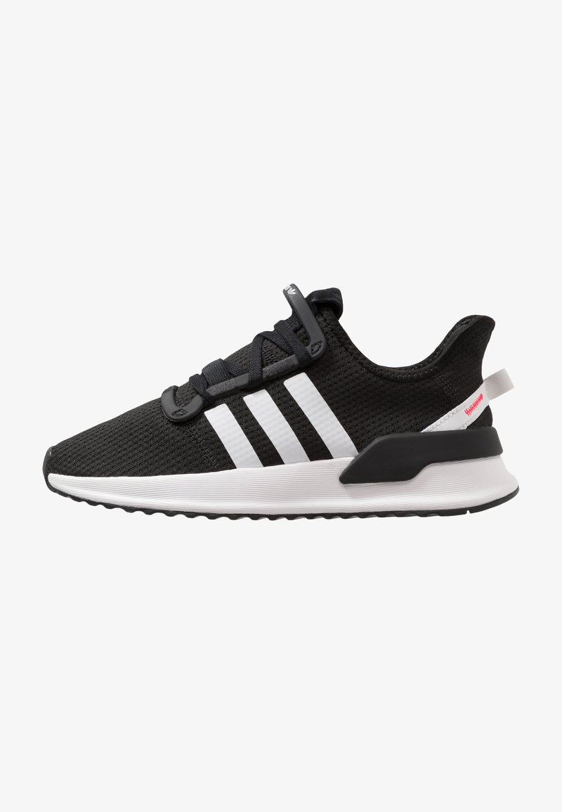 adidas Originals - U_PATH RUN - Matalavartiset tennarit - core black/ash grey