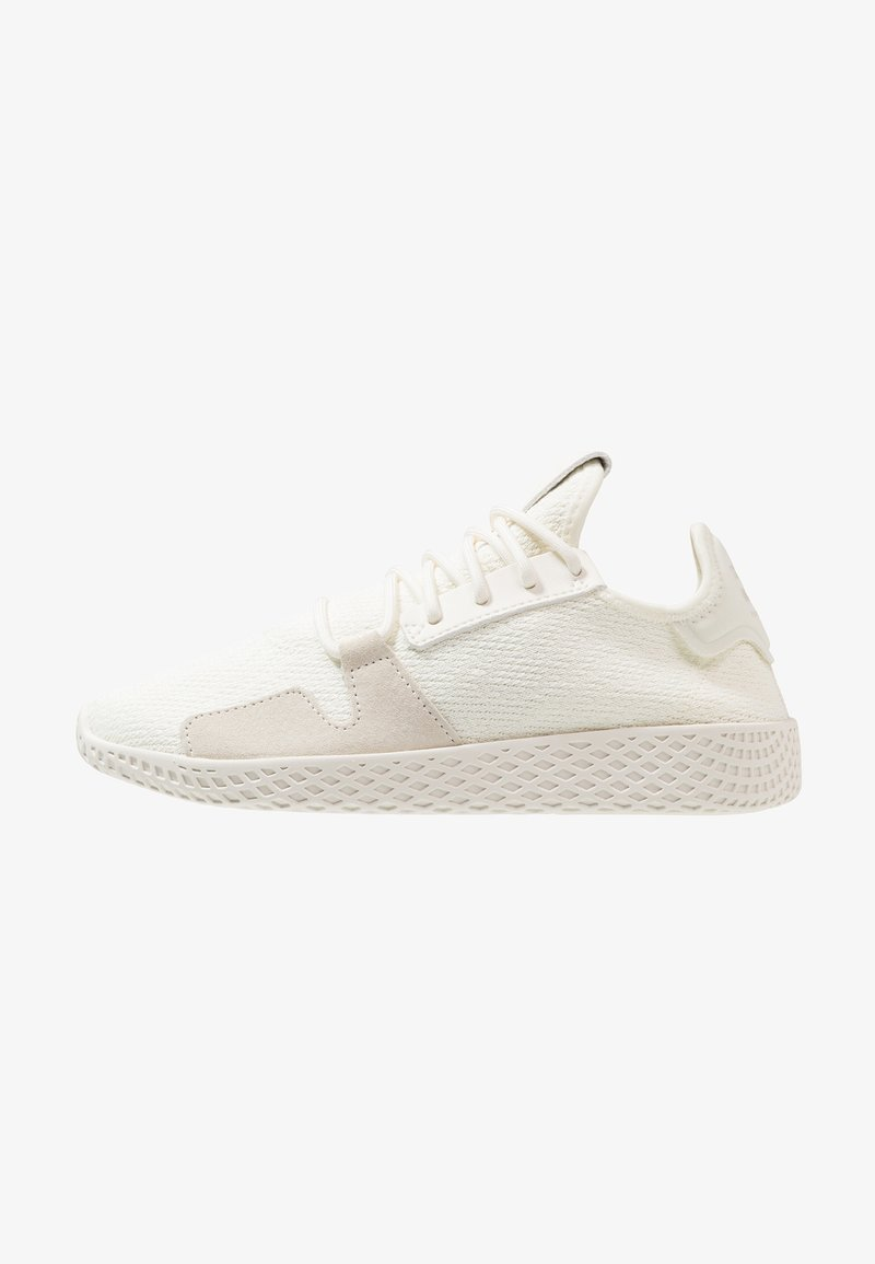 adidas Originals - PW TENNIS HU V2 - Sneakers laag - offwhite/core black