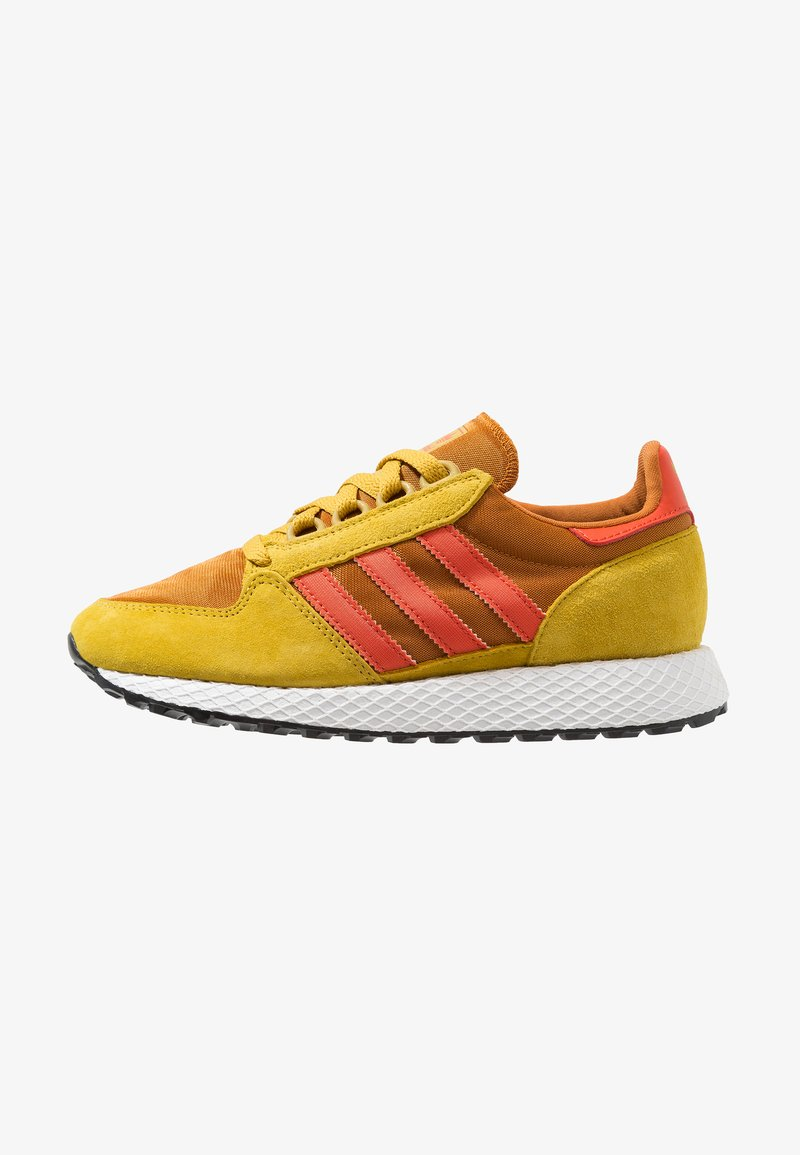 adidas Originals - FOREST GROVE - Trainers - raw ochre/raw amber/craft ochre
