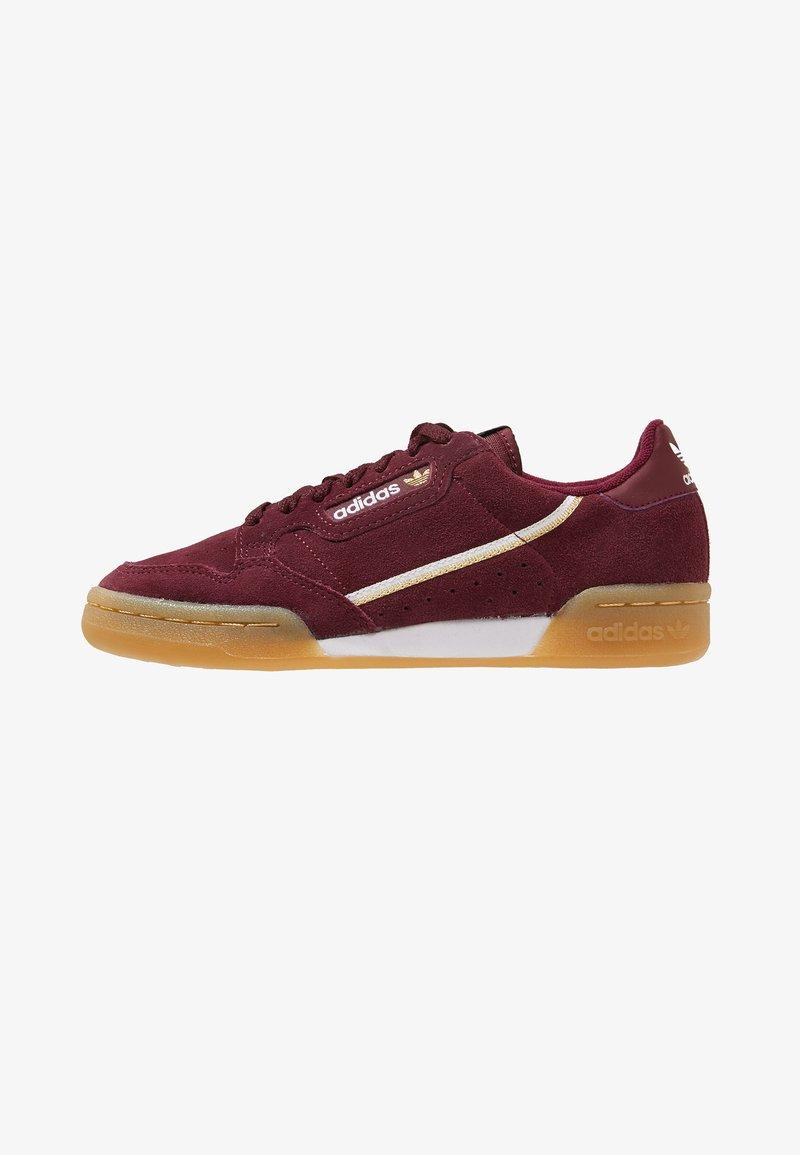 adidas Originals - CONTINENTAL 80 - Zapatillas - maroon