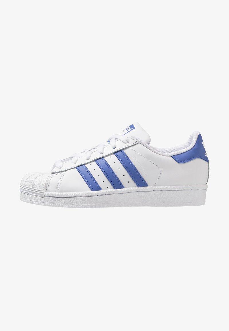 adidas Originals - SUPERSTAR - Sneakers laag - footwear white/real lilac