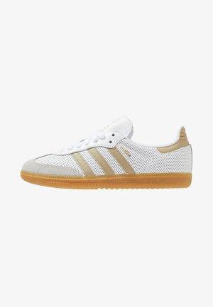 SAMBA - Zapatillas - white/beige/grey