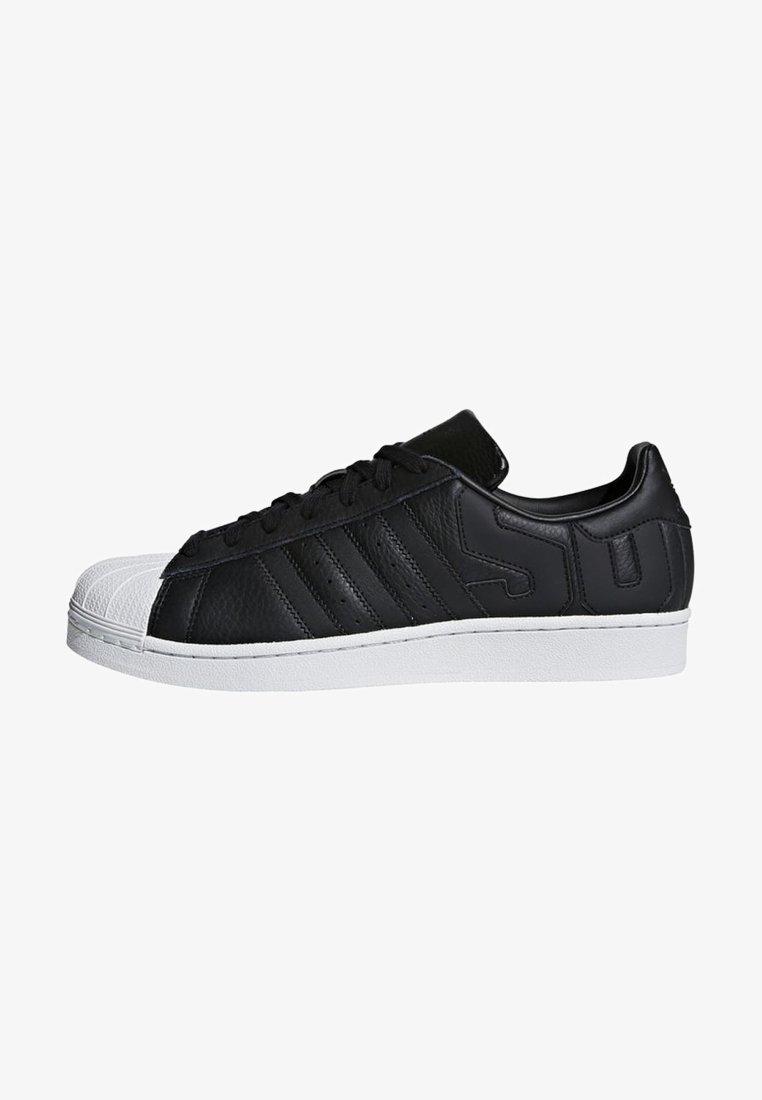 adidas Originals - SUPERSTAR - Sneakers basse - black