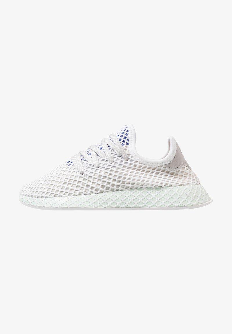 adidas Originals - DEERUPT RUNNER - Baskets basses - grey one/footwear white/ice mint