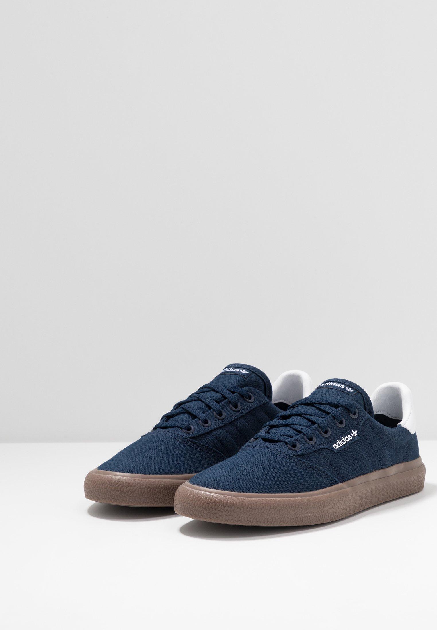 adidas Originals 3MC - Baskets basses dark blue