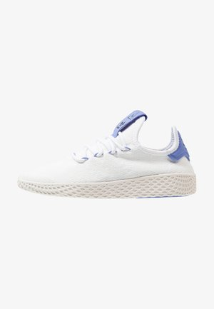 PW TENNIS HU - Sneakers basse - footwear white/real lilac/chalk white