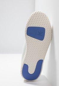 adidas Originals - PW TENNIS HU - Sneakers - footwear white/real lilac/chalk white - 4