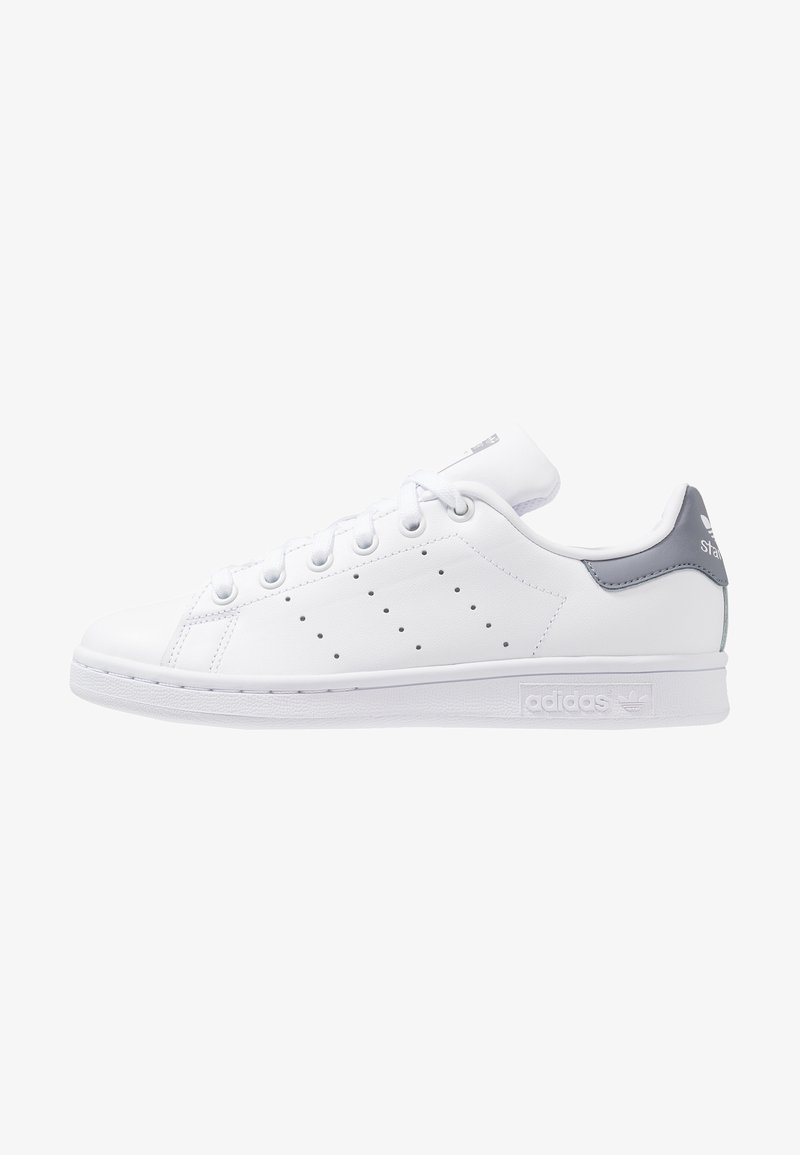 adidas Originals - STAN SMITH - Sneaker low - footwear white/grey