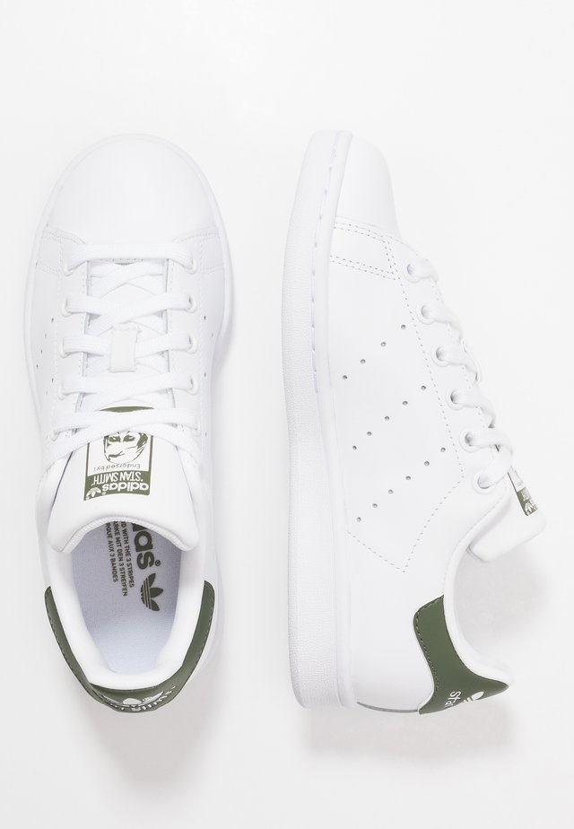 STAN SMITH - Sneakers laag - footwear white/green