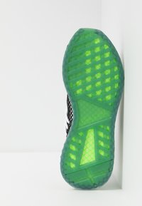 adidas Originals - DEERUPT - Sneakers laag - footwear white/core black/hi-res yellow - 4